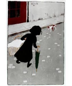 Pierre Bonnard, Die kleine Wäscherin