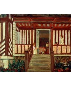 Pierre Bonnard, La Maison de Misia (La véranda)
