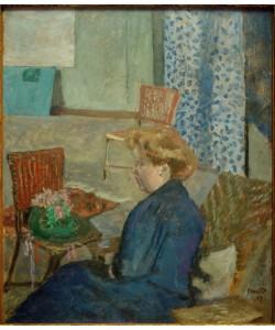 Pierre Bonnard, Die Modistin, 1907
