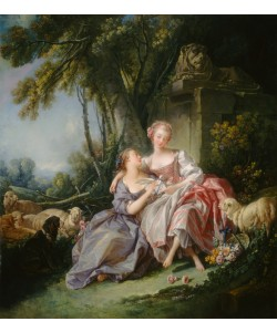 Francois Boucher, The Love Letter