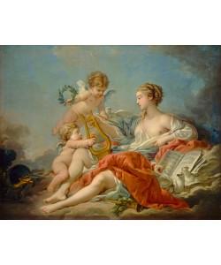 Francois Boucher, Allegory of Music