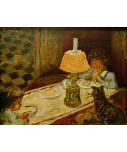 Pierre Bonnard, Le déjeuner des enfants