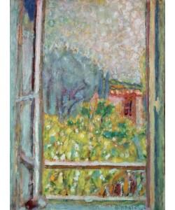 Pierre Bonnard, La petite fenêtre ouverte