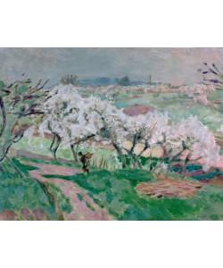 Pierre Bonnard, Printemps en Normandie