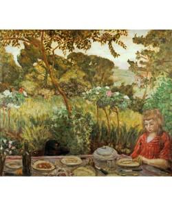 Pierre Bonnard, Fin de repas au jardin