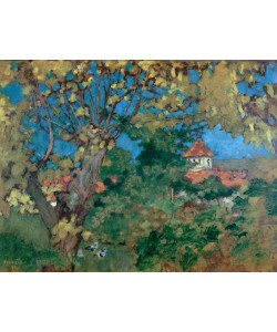 Pierre Bonnard, La Maison du Grand-Lemps