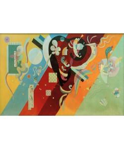 Wassily Kandinsky, Composition IX