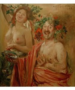 Lovis Corinth, Bacchantenpaar