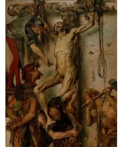 Lovis Corinth, Das große Martyrium