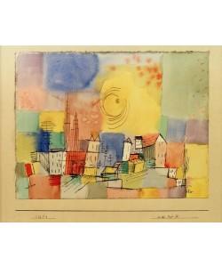 Paul Klee, Deutsche Stadt BR