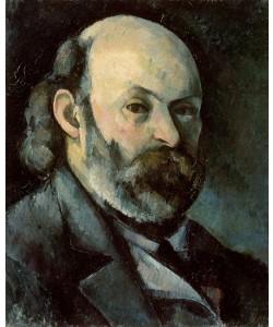 Paul Cézanne, Self Portrait, c.1879-85 (oil on canvas)