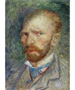 Vincent van Gogh, Self Portrait, 1887 (oil on paper)