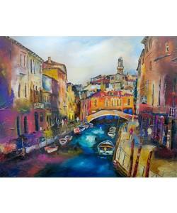 Bernhard Gerner, Venedig