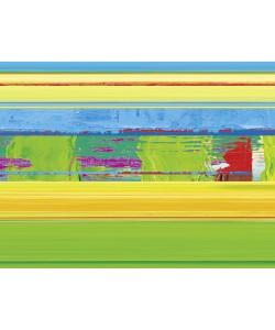 Winfried Becker, Wet Painted Green