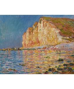 Claude Monet, Les Petites-Dalles bei Ebbe