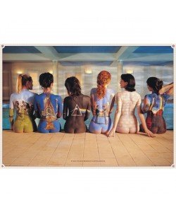 Pink Floyd, Bodypainting Album Covers