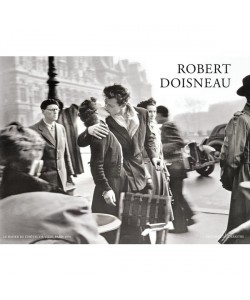 Robert Doisneau, Le Baiser de L'Hotel de Ville Kunstdruck