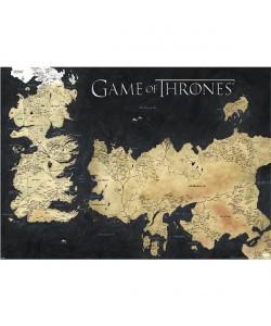 Westeros, Game of Thrones Die sieben Königreiche