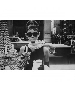 Audrey Hepburn, Audrey Hepburn Shopping at Tiffany's