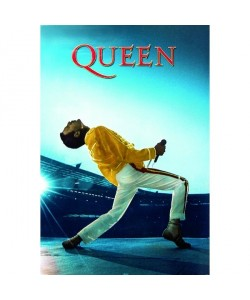 Queen, live at Wembley Poster,Freddie Mercury