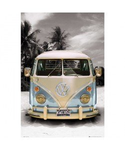 Unbekannt, VW Transporter,Love California Camper