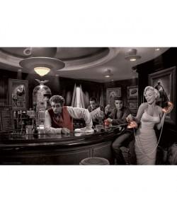 Chris Consani, Hollywood Legends Bar java Dreams