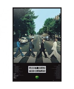 Beatles, Abbey Road Tracks