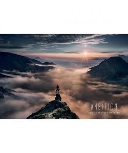 Motivation, Ambition, Mountain