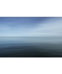 Gerhard Rossmeissl, blue sea II