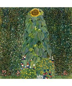 Gustav Klimt, Die Sonnenblume