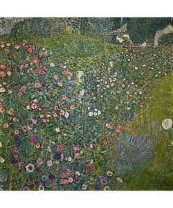 Gustav Klimt, Italienische Gartenlandschaft