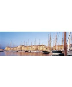 Heinrich Hecht, Côte d'Azur