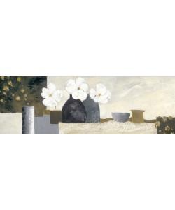 Ruby Henning, White Flowers