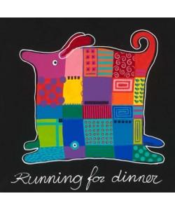 Y. Hope, Running for dinner