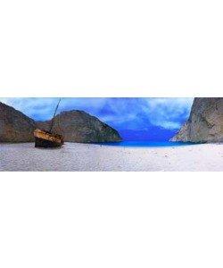 John Xiong, Shipwreck Beach, Greece