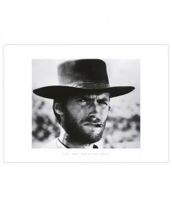 Sergio Leone, Clint Eastwood Zwei glorreiche Halunken Poster