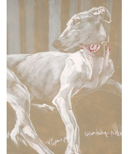 Daniela Lüers, Hund