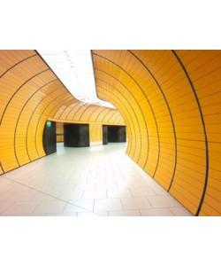 Micha Pawlitzki, U-Bahn Marienplatz, München