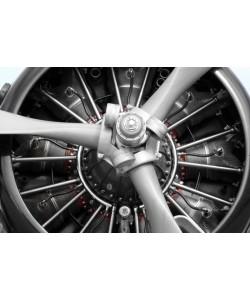Hady Khandani, MONOCHROME - JUNKERS JU 52 - ENGINE
