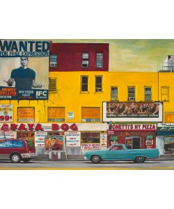 Peter Mohnrdieck, Papaya dog
