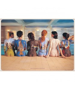 Pink Floyd, 6 Girls Bodypainting