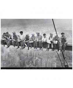 Charles Ebbets, Eating Above Manhattan