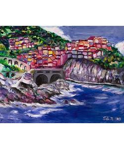 Sébastien Montel, Cinque Terre