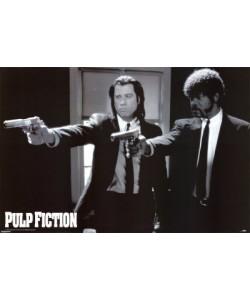 Leinwandbild Unbekannt - Pulp Fiction