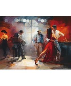 Leinwandbild Willem Haenraets - Tango
