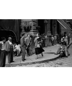 Leinwandbild Ruth Orkin - American Girl