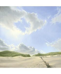 Malte von Schuckmann, Dünen im Gegenlicht
