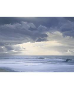 Malte von Schuckmann, Dunkle Wolken über der See