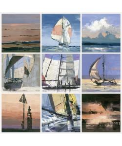 Claus Tegtmeier, Sailing World
