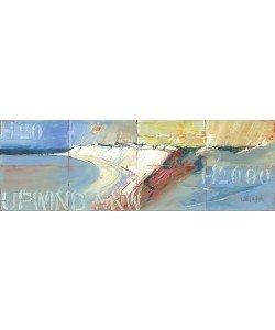 Claus Tegtmeier, Morsum Kliff Upwind Höhe 20/2000